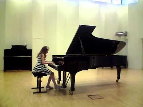 F. Shubert: Impromptu Op. 90 N2 Es;  -  Ellen Simos 10 years