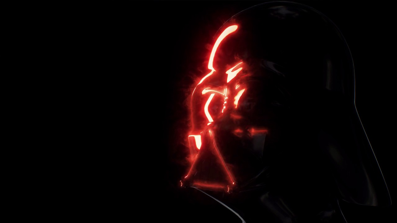 Live wallpaper Star Wars Darth vader wallpaper engine YouTube