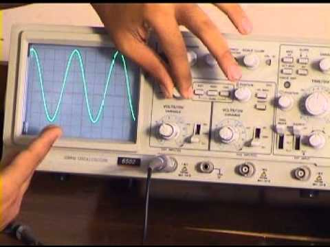 Oscilloscope tutorial in Bangla by Rajib Sir BUET