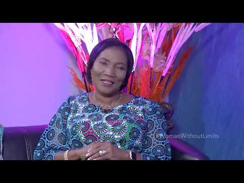 Woman Without Limits - Rev Funke Adejumo (PART 1)