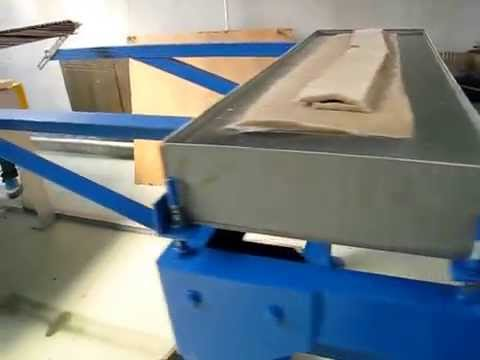 copper wire annealing tin coating machine - YouTube
