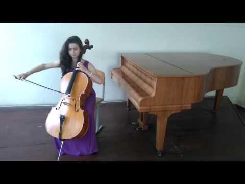 River flows in you cello