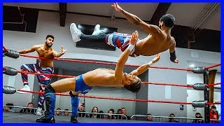 DL Hurst vs. Cintron, + Chase & Cashew, CJ Cruz & Ricky Archer - ELEVATED Ep 34 Chaotic Wrestling