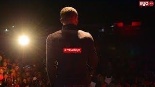 Usiku wa Nov 24, AliKiba amefanya Show yake Kahama akiwa na kundi l...
