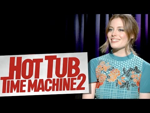 Hot Tub Time Machine 2 | Gillian Jacobs Interview