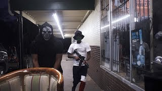 Yung Cat - Shoot First 4 (2019 Hood Movie) @YungCatBgm