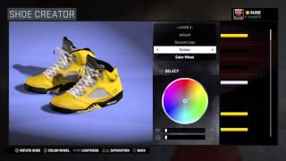 NBA 2K16: How to make Tokyo 5's