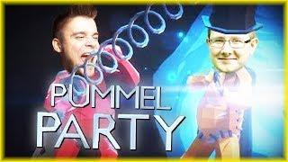ŁOWCY PUCHARÓW - NOWA PARTY GAME  (1/2) | Pummel Party [#1] | BLADII