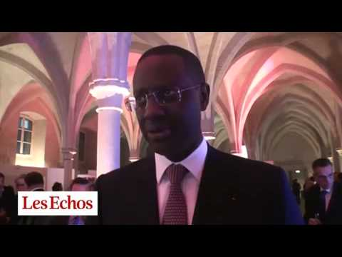 Le Grand Prix de lEconomie à Tidjane Thiam : les réactions des invités
