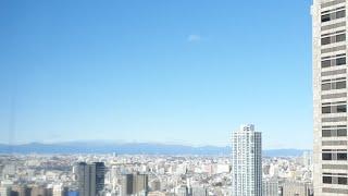 일본 본토 도쿄 전망 좋은 호텔에서 breakfast …
