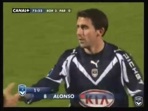 Bordeaux 3 - 0 Paris SG   (02-03-2008)   Ligue 1