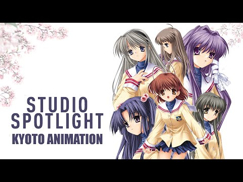 Anime - Industry Spotlight: Kyoto Animation (KyoAni)