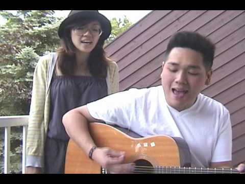 Ellie Goulding - Hold my Breath - swimming pool (cover) - Peter and Elaine