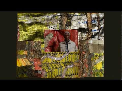 El Anatsui: Adventures in Installation and Conservation