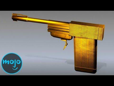 Top 10 One Shot Kill Guns in Video Games