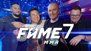 Pal Hajs TV - 115 - Fame MMA 7