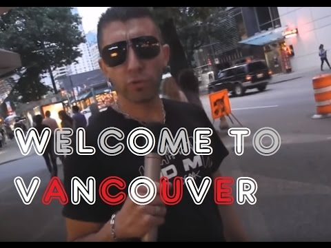 WELCOME TO MY CITY - VANCOUVER  ( RE POST )