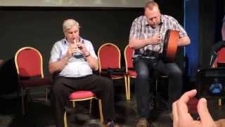 Teachers recital: Rolf Wagels - Craiceann video notes 2015