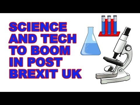 🔬 Bill Gates Says UK Science and Technology Will Boom After Brexit 🔬