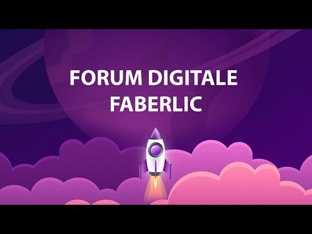 FABERLIC DIGITAL FORUM