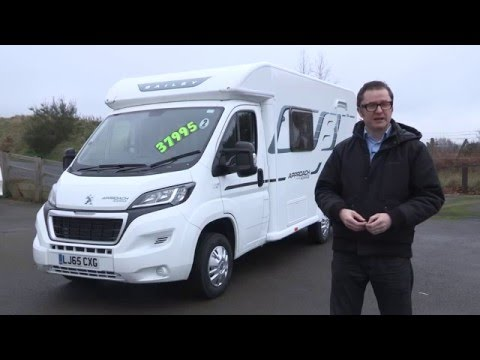 The Practical Motorhome Bailey Approach Advance 635 review