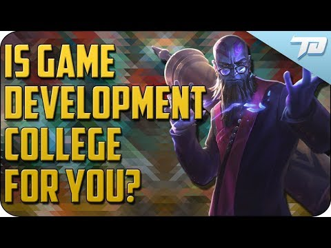 Is Game Development College For You? – My Thoughts After Second Year