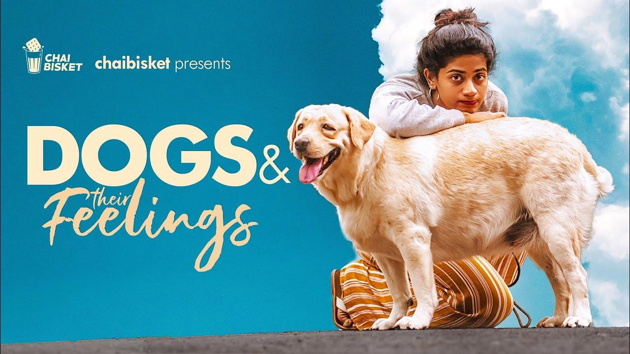 Dogs & their feelings | If Dogs Could Speak | ft. @Kiraak Style  Abhignya |Girl Formula| Chai Bisket