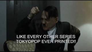 Hitler is informed of the Tokyopop shutdown ending the Hetalia manga.