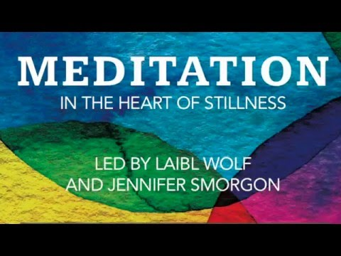 Jennifer Smorgon - Meditation In The Heart Of Stillness Week 5 - 15/03/2016