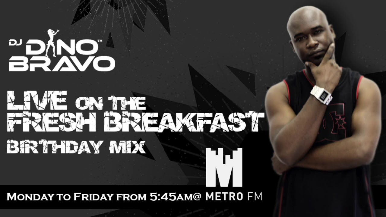 The Birthday Mix 23/Jan/2018 @Metrofm
