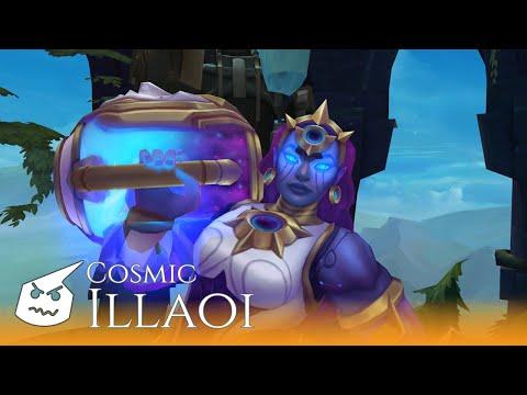 Cosmic Illaoi.face