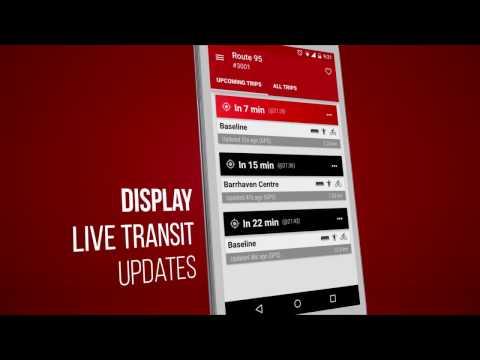 Ottawa Transit App