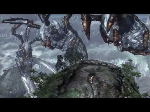God of war 3 - Guia en español (parte 1) (muerte de poseidon) (titan)