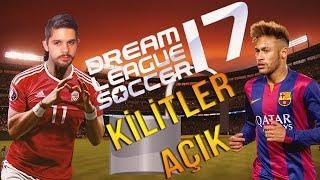Tüm Kilitli Oyuncular Nasıl Açılır! - Dream League Soccer 2017 - 1 Küme! Bölüm 15 Android Türkçe