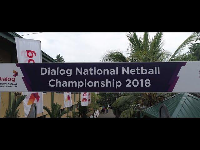 Dialog National Netball Championship 2018