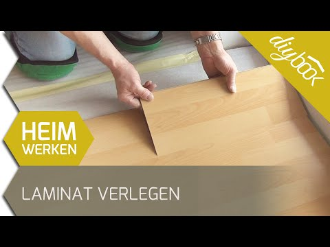 laminat verlegen funnydog tv. Black Bedroom Furniture Sets. Home Design Ideas