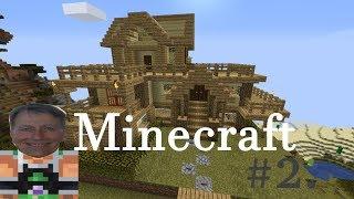Minecraft I Építsük meg a házinkót! #2
