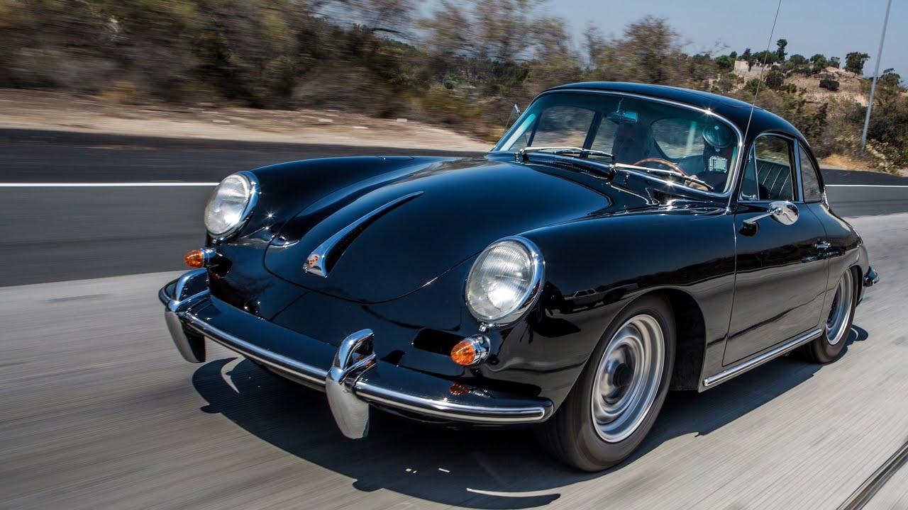 1963 Porsche 356 Carrera 2 - Jay Leno's Garage - YouTube