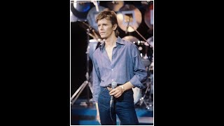 """David Bowie """"Heroes"""" 'Our Hero' (Bolan/Crosby Show) VTS 01 1/South Of Watford."""