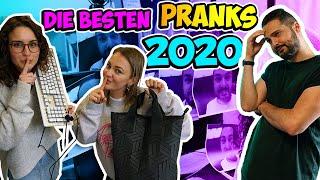 TOP 10 PRANKS AЏS DEM JAHR 2020! XXL Prank-Rückblick bei Spiel mit mir