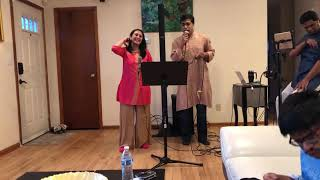 Angrezi mein kehte hain ke I Love you by Anil and Priya Bhandarkar