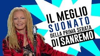 La prima serata di Sanremo - La sintesi dei Tu