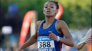 Women's 200m at Spanish Championships 2018