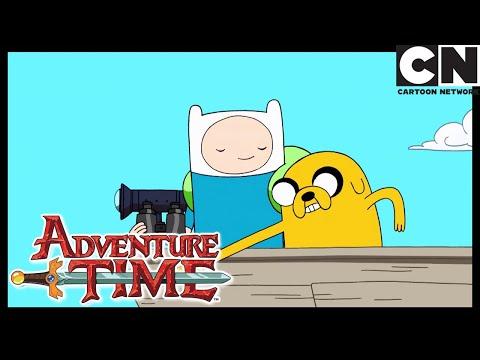 Slow Love | Adventure Time | Cartoon Network