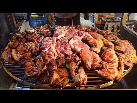 Taiwanese Street Food Dadong Night Market 2021
