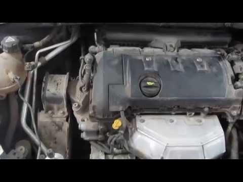 замена масла в двигателе еп6