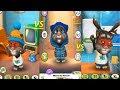 3 MY TALKING TOM Best Kid Games - Adventure Children Game Free Online Videos for Kids