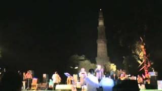 MUSIC 20101011 Amit Kumar Keh Do Ke Tum Qutub Festival 17