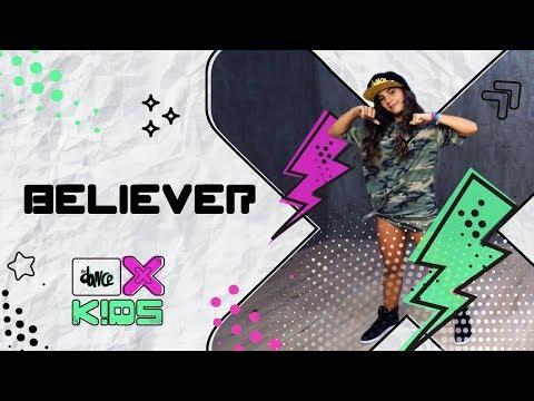 Believer - Imagine Dragons  FitDance Kids Coreografía Dance