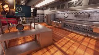 La lernado sekvas en la kuirejo – Cooking Simulator #2 – Esperanto